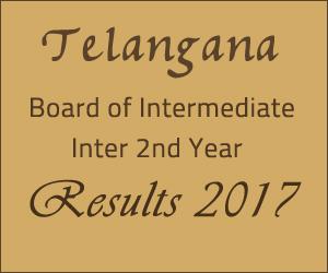 TS Inter 2nd year BIE 2017